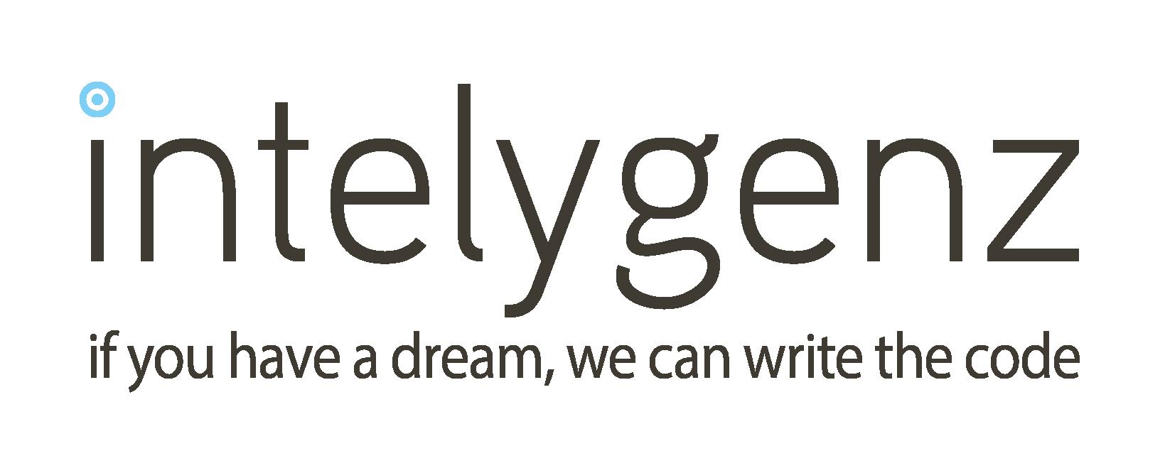 Logo de INTELYGENZ