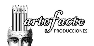 Logo de ARTEFACTO PRODUCCIONES