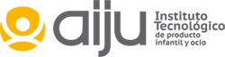Logo de AIJU INSTITUTO TECNOLOGICO DE PRODUCTO INFANTIL Y OCIO