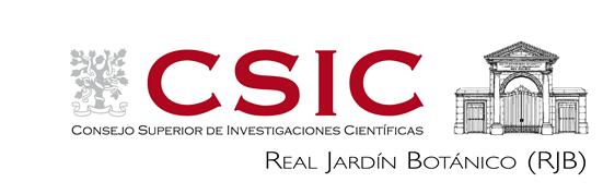 Logo de CSIC/REAL JARDÍN BOTÁNICO