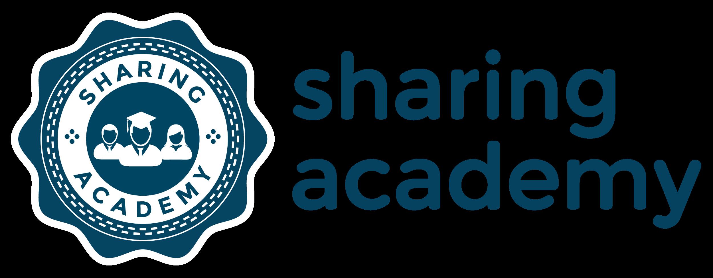 Logo de Sharing Academy