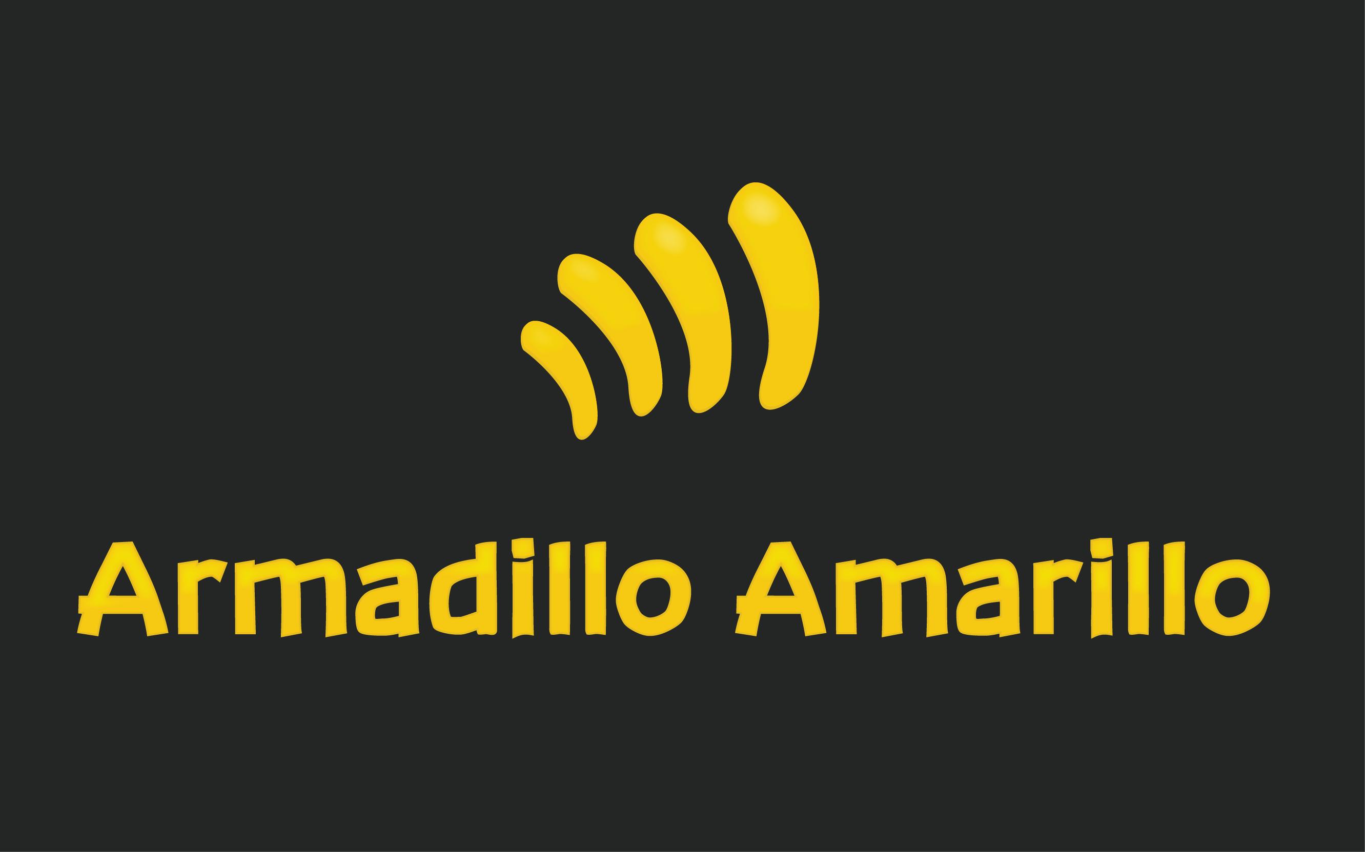 Logo de Armadillo Amarillo